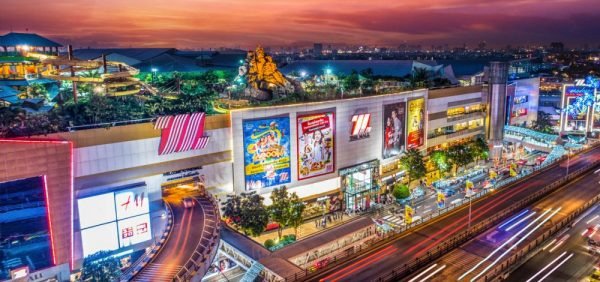 เดอะมอลล์ แหล่งช็อปปิ้ง ห้างสรรพสินค้าชื่อดัง กับการรีแบนด์ให้เข้ากับ ยุคออนไลน์