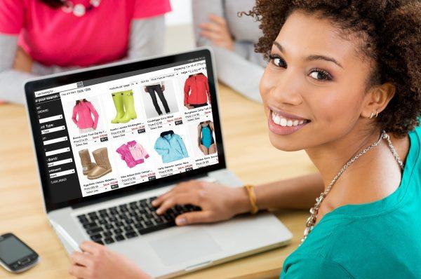 การเติบโตของ การช็อปปิ้งออนไลน์ (Online shopping) ในช่วง 6 ปีที่ผ่านมา