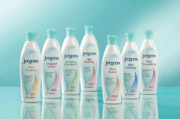 โลชั่น jergens เป็นผลิตภัณฑ์บำรุงผิวกายที่ได้รับความนิยมเป็นอย่างมาก