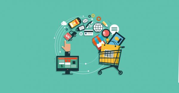 shopping ผ่าน application เราจะมีวิธีการเลือกร้าน และสินค้าอย่างไร ?