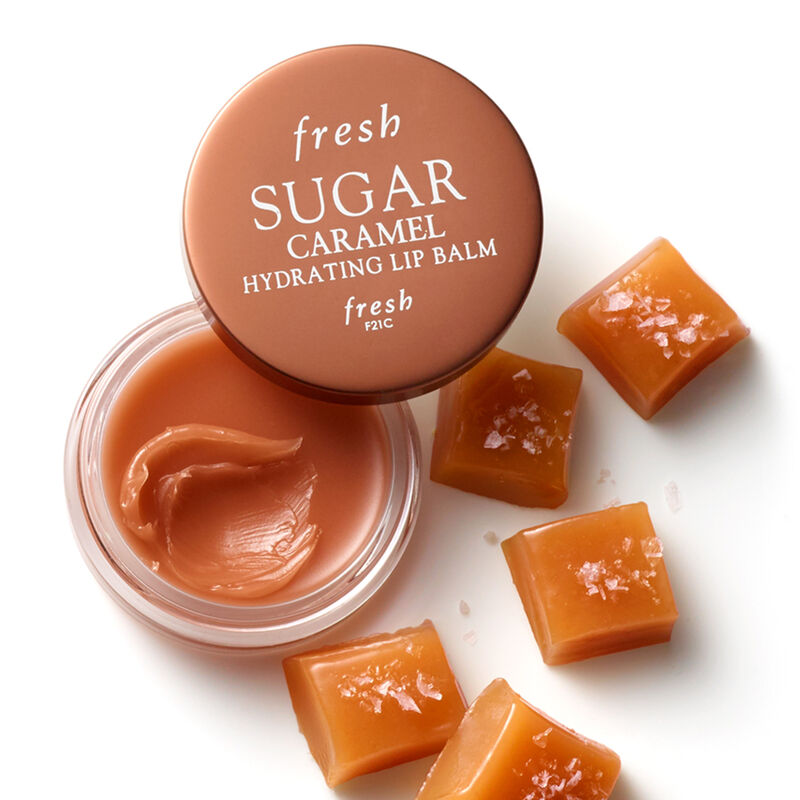 Fresh sugar lip caramel hydrating balm