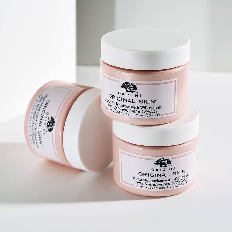matte moisturizer with willowherb