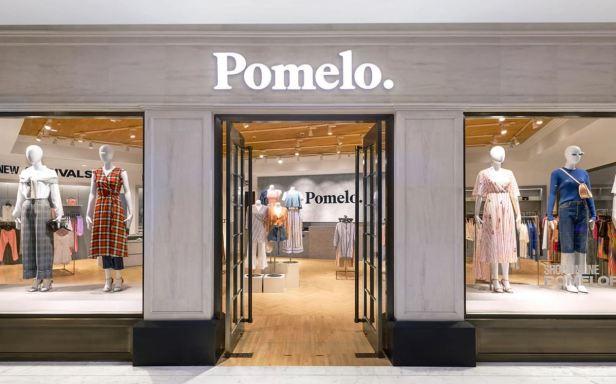 ลดราคาสินค้าแฟชั่นกระหน่ำที่ แบรนด์ Pomelo.