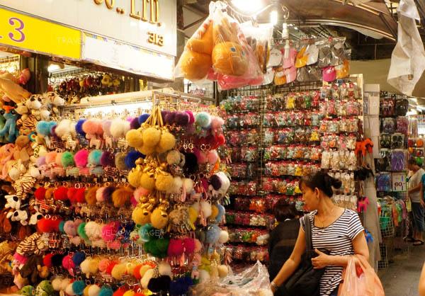 แหล่งช้อปปิ้งในกรุงเทพ ตลาดสำเพ็ง