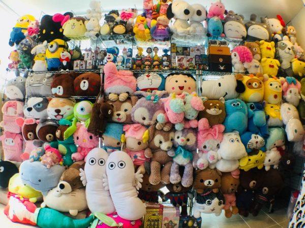 รวม 4 เพจ ร้านขายตุ๊กตา ที่ทั้งน่ารักและน่าซื้อมาสะสมมีทั้งไซส์มินิและไซส์ใหญ่