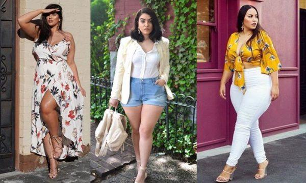 รวม 4 เพจร้าน เสื้อผ้าสาวอ้วน ที่ใส่แล้วสวยดูเป๊ะปังสุด ๆ มีหลายสไตล์มาให้เลือก