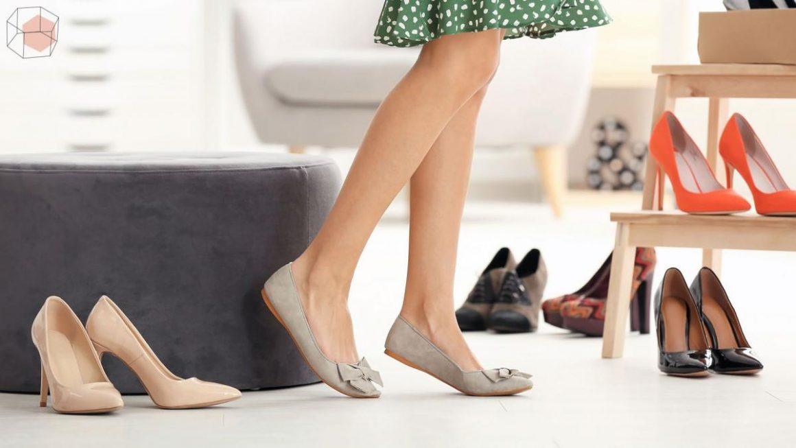 ร้านขายรองเท้าสำหรับผู้หญิง