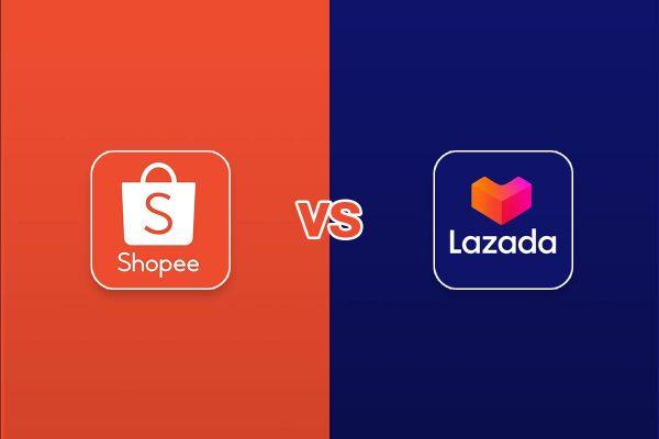 Lazada VS Shopee แอปช้อปปิ้งออนไลน์ยอดนิยมที่ใช่สำหรับคุณ
